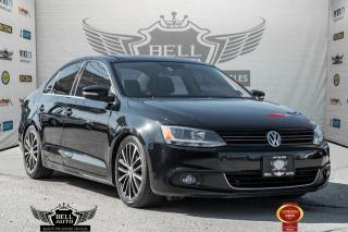 Used 2014 Volkswagen Jetta DIESEL HIGHLINE TDI NAVIGATION SUNROOF LEATHER BACK-UP CAMERA for sale in Toronto, ON