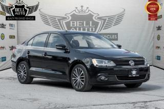 Used 2013 Volkswagen Jetta DIESEL TDI HIGHLINE NAVIGATION SUNROOF LEATHER BACK-UP CAMERA for sale in Toronto, ON