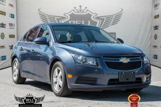Used 2014 Chevrolet Cruze 2LT BACK-UP CAMERA SUNROOF LEATHER BLUETOOTH for sale in Toronto, ON
