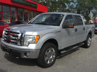 Used 2009 Ford F-150 XLT Supercrew 4x4 for sale in London, ON