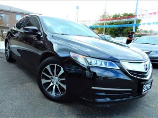 Used 2015 Acura TLX TECH PKG | NAVIGATION.CAMERA.BSM.LANE ASSIST for sale in Kitchener, ON