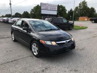 Used 2008 Honda Civic LX for sale in Komoka, ON