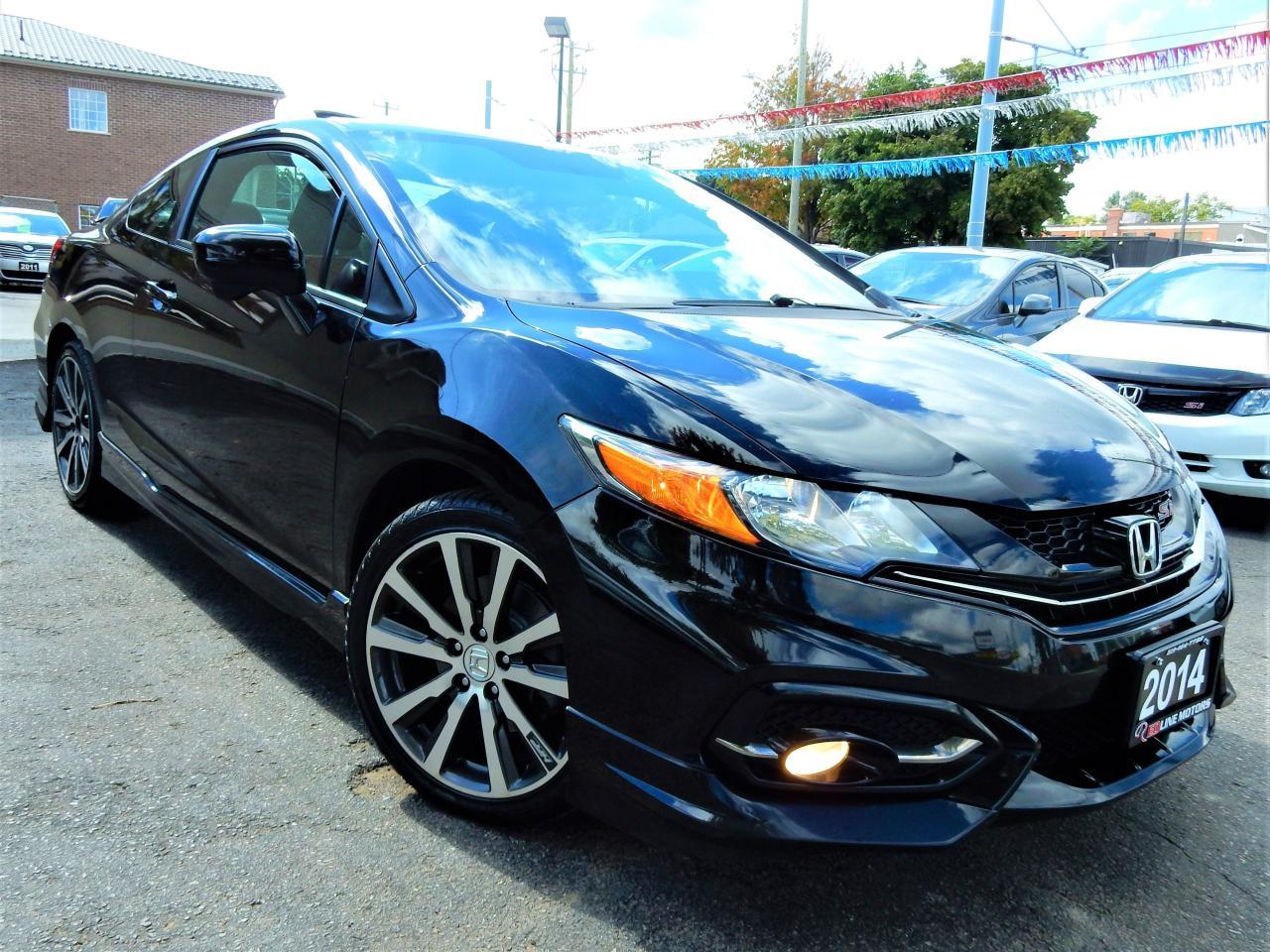 Used 2014 Honda Civic SI HFP 6-SPEED | NAVIGATION.BLIND SPOT/REV CAM ...