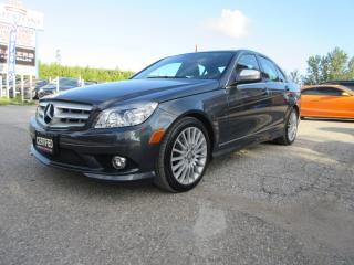 Used 2008 Mercedes-Benz C230 LOCAL ONTARIO CAR / ONLY 21,814 KILOMETERS for sale in Newmarket, ON