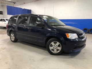 Used 2014 Dodge Grand Caravan SE - REAR STOW N'GO - REAR AIR - ALLOYS for sale in Aurora, ON