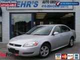 Photo of Silver 2011 Chevrolet Impala