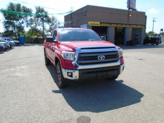 Used 2014 Toyota Tundra SR5 TRD PKG 4X4 for sale in North York, ON