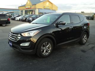 Used 2016 Hyundai Santa Fe Luxury Sport AWD 2.4L DualMoonroof HeatedSeats for sale in Brantford, ON