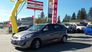 Used 2017 Hyundai Accent GL for sale in Parksville, BC