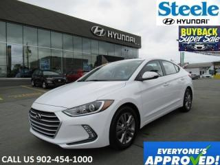 Used 2018 Hyundai Elantra SE Sunroof Leather Backup Camera Buyback Super Sale! for sale in Halifax, NS