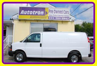 Used 2009 GMC Savana 2500 3/4 Ton Cargo Van, A/C for sale in Woodbridge, ON