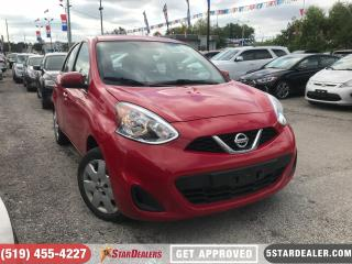 Used 2015 Nissan Micra SV | CAM | BLUETOOTH for sale in London, ON