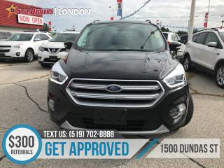 Used 2017 Ford Escape for sale in London, ON