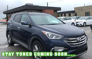 Used 2018 Hyundai Santa Fe Sport 2.4 SE | LEATHER | ROOF | CAM | AWD for sale in London, ON