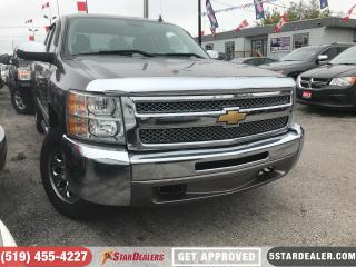 Used 2013 Chevrolet Silverado 1500 LS | 4X4 | NICE TRUCK for sale in London, ON