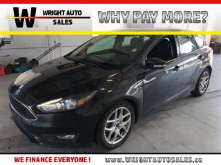 Used 2015 Ford Focus SE|BLUETOOTH|HEATED SEATS|BACKUP CAM|70,043 KM for sale in Cambridge, ON