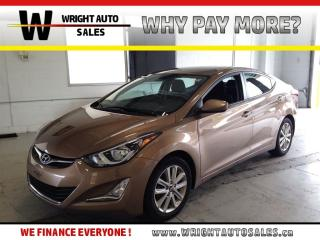 Used 2016 Hyundai Elantra GL|SUNROOF|BACKUP CAMERA|90,358 KMS for sale in Cambridge, ON