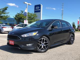 Used 2016 Ford Focus SEDAN SE for sale in Barrie, ON