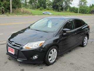 Used 2012 Ford Focus SE SEDAN for sale in Brockville, ON