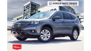 Used 2013 Honda CR-V EX AWD Accident Free| Bluetooth| Back-Up Camera for sale in Thornhill, ON