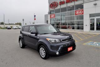 Used 2014 Kia Soul LX | Automatic for sale in Stratford, ON