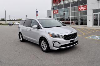 Used 2019 Kia Sedona LX+ | One Owner for sale in Stratford, ON