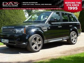 Used 2011 Land Rover Range Rover Sport Supercharged Navigation/Leather/Sunroof for sale in North York, ON