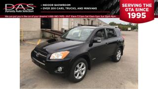 Used 2011 Toyota RAV4 Limited V6 Leather/Sunroof/Loaded for sale in North York, ON