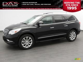 Used 2013 Buick Enclave PREMIUM AWD NAVIGATION/PANORAMIC SUNROOF/LEATHER for sale in North York, ON