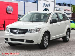 New 2018 Dodge Journey Canada Value Package for sale in Mississauga, ON