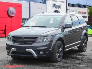 New 2018 Dodge Journey Crossroad AWD for sale in Mississauga, ON