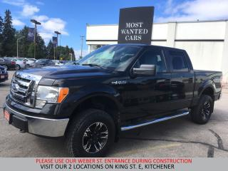 Used 2012 Ford F-150 XLT |5.0L 4X4 | FRONT LEVELING KIT UPGRADED WHEELS for sale in Kitchener, ON