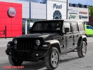 New 2018 Jeep Wrangler Unlimited Sport S for sale in Mississauga, ON