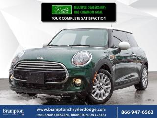 Used 2015 MINI Cooper LOW KMS | for sale in Brampton, ON