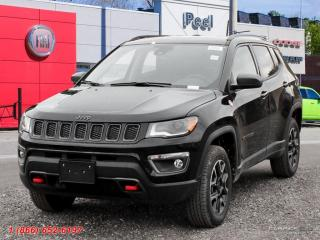 New 2018 Jeep Compass Trailhawk for sale in Mississauga, ON