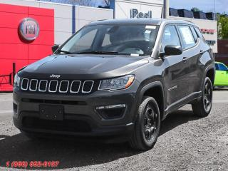 New 2018 Jeep Compass Sport for sale in Mississauga, ON
