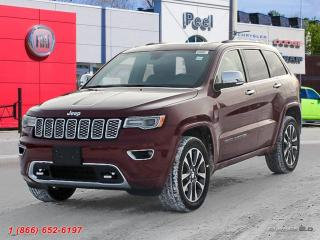 New 2018 Jeep Grand Cherokee Overland for sale in Mississauga, ON