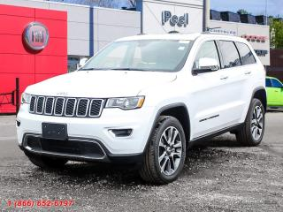 New 2018 Jeep Grand Cherokee Limited for sale in Mississauga, ON