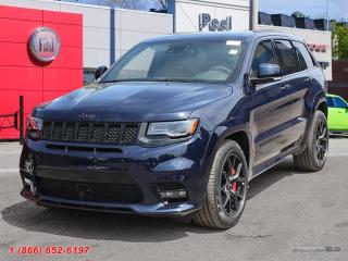 New 2018 Jeep Grand Cherokee SRT for sale in Mississauga, ON
