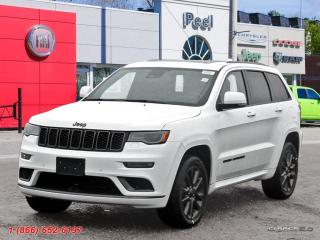 New 2018 Jeep Grand Cherokee High Altitude for sale in Mississauga, ON