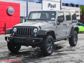 New 2018 Jeep Wrangler JK Unlimited RUBICON for sale in Mississauga, ON