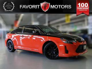 Used 2015 Scion tC Sunroof, Navigation, Alloys, Power Features for sale in North York, ON