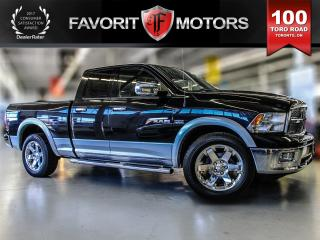 Used 2010 Dodge Ram 1500 Laramie, Leather, Sunroof, Reverse Camera for sale in North York, ON