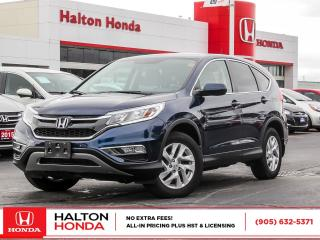 Used 2016 Honda CR-V SE for sale in Burlington, ON