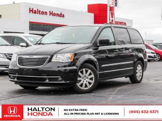 Used 2014 Chrysler Town & Country TOURING for sale in Burlington, ON