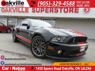 Used 2011 Ford Mustang | SUPERCHARGED 5.4L | 550 HP | 510 LB.-FT TORQUE for sale in Oakville, ON