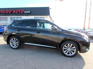 Used 2015 Lexus RX 350 AWD TOURING NAVIGATION CAMERA CERTIFIED 2 WARRANTY for sale in Milton, ON