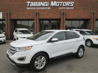 Used 2016 Ford Edge SEL | NO ACCIDENTS | AWD | ALLOYS | BACK UP CAMERA | B/T for sale in Mississauga, ON