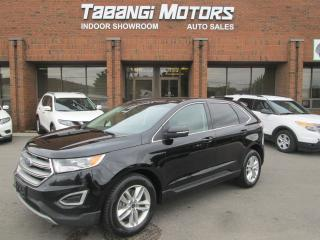 Used 2016 Ford Edge SEL | AWD | NO ACCIDENTS | ECOBOOST | BACK UP CAMERA | ALLOY for sale in Mississauga, ON