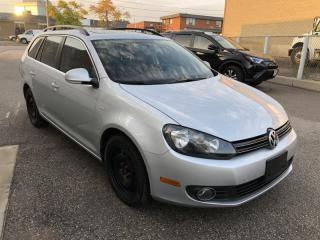 Used 2014 Volkswagen Golf Wagon TDI DSG I NO ACCIDENT for sale in Toronto, ON
